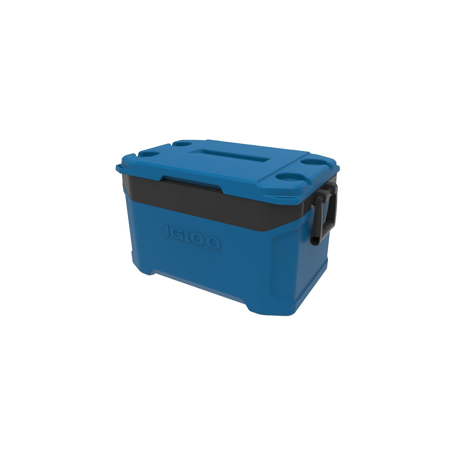 Nevera Portatil Latitude 50 Azul y Negro